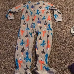 Other - Boys footed pajamas